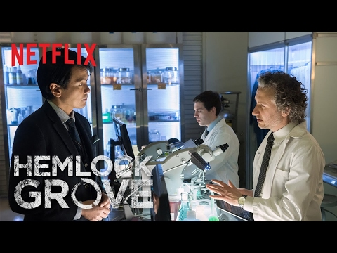 Hemlock Grove Season 3 (Clip 'Goodbye')