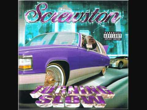 screwston - Screwston Vol. 7 - Turning Slow 2003 Houston, TX.