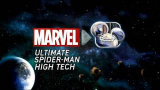 Disney Channel España: Ultimate Spider-Man High Tech (Cortinillas)