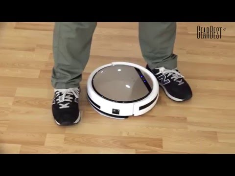 Buy ILIFE V5S Robotic Vacuum Cleaner On Gearbest.com