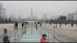 Nanchang China  city pictures gallery : People's Square, Nanchang China
