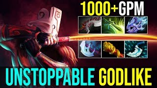 Video WTF Farming Speed 1kGPM [Juggernaut] Unstoppable GODLIKE Vs 6Slots Anti-Mage | Dota 2 FullGame MP3, 3GP, MP4, WEBM, AVI, FLV Desember 2018