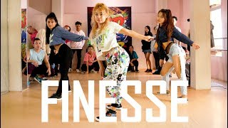 Video Bruno Mars - Finesse ft. Cardi B || Alan Rinawma Dance Choreography MP3, 3GP, MP4, WEBM, AVI, FLV Januari 2018