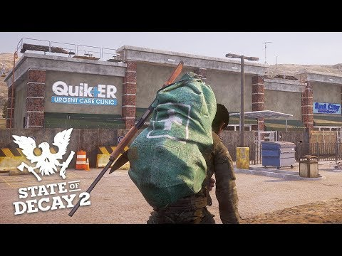 BIGGEST BASE IN THE GAME! State of Decay 2 (видео)