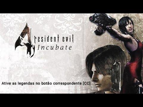 [GTL] Biohazard 4 Incubate (Filme Completo + Legenda Pt-BR)