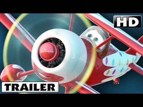 Aviones Trailer [Nuevo] 2013 - Planes Trailer en Español