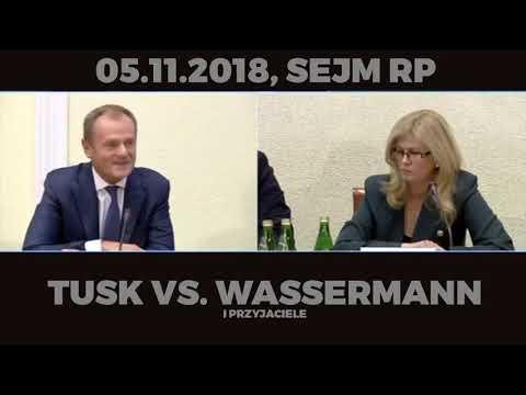 Pięknie Pan Tusk pokazał tym PiSowskim nieukom gdzie jest ich miejsce :-)