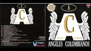 Los Angeles Colombianos Estilo Angeles Azules Enganchado