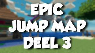 Minecraft - Epic jump map #3