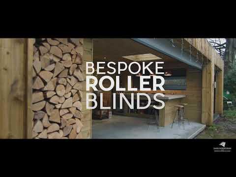 External Weather Proof Roller Blinds, Manchester