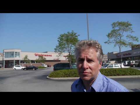 "The lake, the Drive, and ""genuine shopping"" options near Lake Park Gateway II"