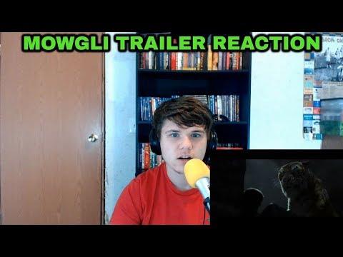 MOWGLI Official 1st Trailer REACTION!!!
