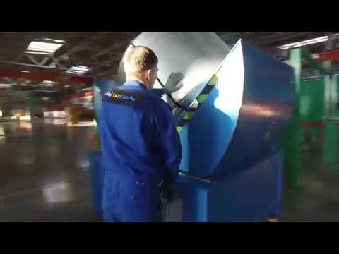 Флешмоб MANNEQUIN CHALLENGE на заводе «ТАТКАБЕЛЬ»