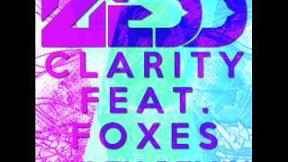Thumbnail for Zedd ft. Foxes — Clarity (Aylen Remix)