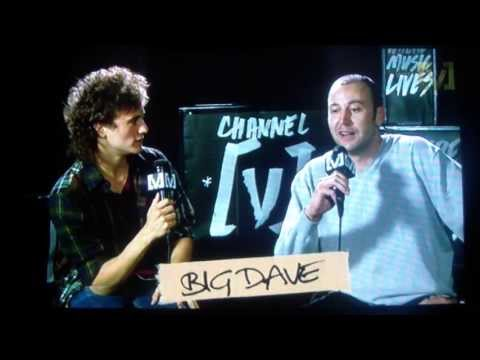 BIG DAVE – CHANNEL V