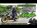 Download Lagu Yamaha Vixion 2009 - Modif Vixion Harian 22juta? Mending beli NINJA !! Mp3 Free
