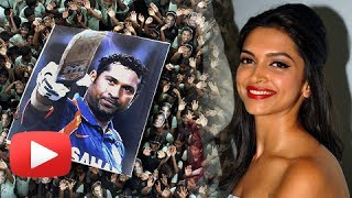 Deepika Padukone Reacts To Sachin Tendulkar's Retirement From Test Cricket