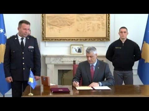 Κόσοβο: Υπεγράφη ο νόμος για τη δημιουργία τακτικού στρατού…