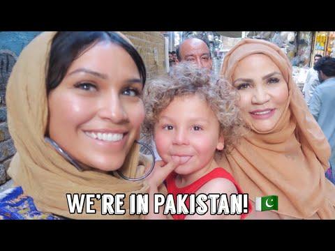 I WENT TO PAKISTAN AFTER 18 YEARS! (Maliha's Pakistan Vlog 1)