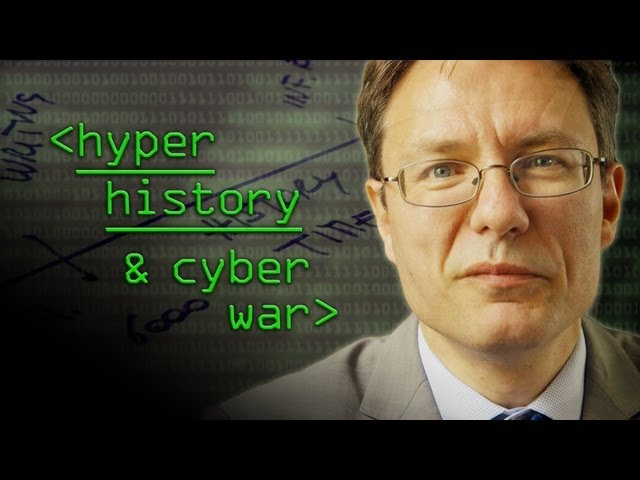 Hyper History and Cyber War