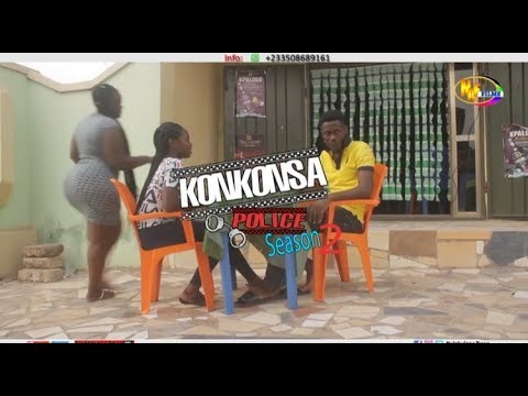 KONKONSA POLICE SEASON 2 (EPISODE 2) KUMAWOOD MOVIES