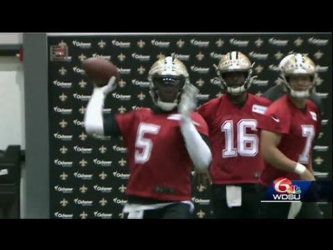 Saints quarterback Teddy Bridgewater shines in Drew Brees' absence