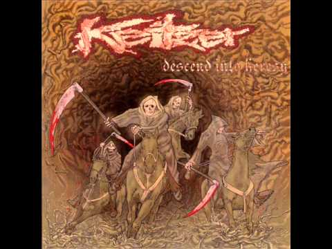 Keitzer - Descend Into Heresy (2011) online metal music video by KEITZER