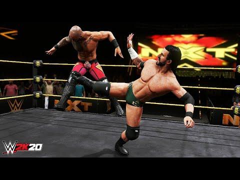 10 Sickest Superkicks In WWE 2K20