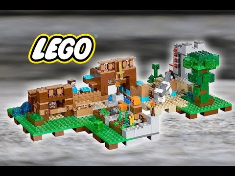 LEGO Minecraft Crafting Box 2.0 21135 | Review #31