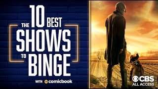 10 Best Shows to Binge on CBS All Access by Comicbook.com