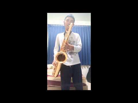 Video New thang Ver.Tenor Saxophone cover by Phum (Test) download in MP3, 3GP, MP4, WEBM, AVI, FLV January 2017