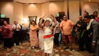 Video Nafanua doing the Taualuga dance for family wedding. MP3, 3GP, MP4, WEBM, AVI, FLV Mei 2019