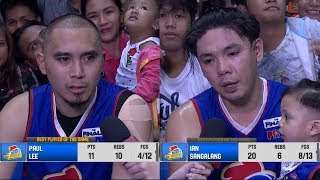 Best Players: Paul Lee and Ian Sangalang | PBA Governors' Cup 2018 Finals