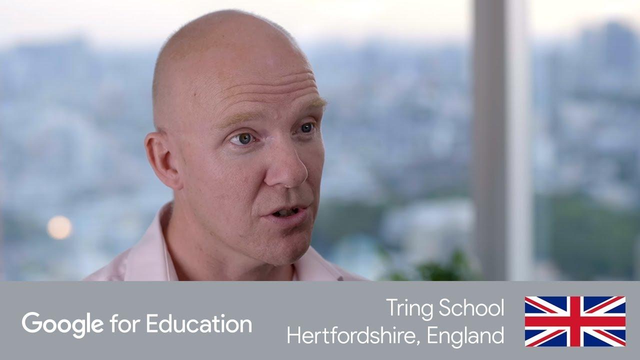Chris Lickold, Tring School