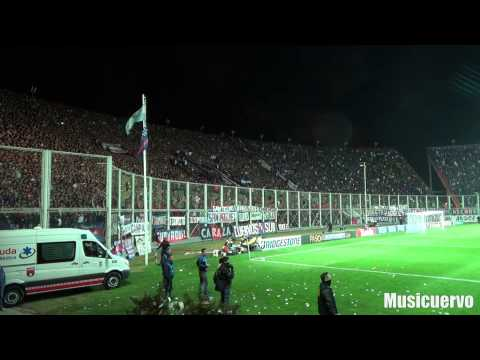 San Lorenzo 5-0 Bolivar Vengo del barrio de Boedo... - La Gloriosa Butteler - San Lorenzo - Argentina - América del Sur