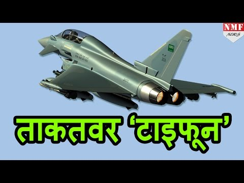The Eurofighter Typhoon is a twin-engine,...