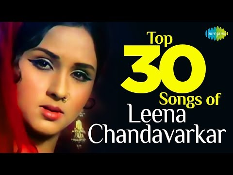Video Top 30 Songs of Leena Chandavarkar | लीना चंदावरकर के 30 गाने | HD Songs | One Stop Jukebox download in MP3, 3GP, MP4, WEBM, AVI, FLV January 2017