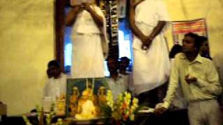PARYUSHAN MAHAPARVA- MAHAVIR JANMA VANCHAN BY  PANYAS NIPUNCHANDRA VIJAYJI  AT KOLAKATA 2010
