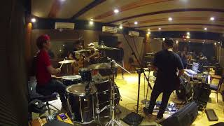 Drive - Akulah Dia ( Drum Cam ) Opening