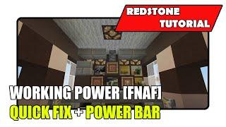 Working Power Quick Fix + Power Bar Add On(FNAF) (Xbox TU27/CU15 Playstation 1.18)