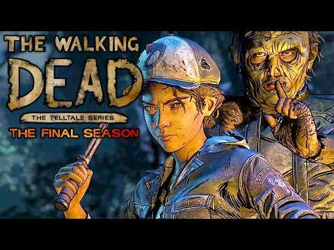 The Walking Dead FINAL SEASON - Episódio 2: Vinde as Criancinhas!!!! [ PC - Playthrough ]