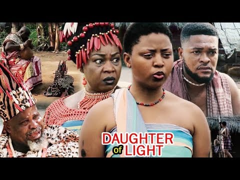 Daughter Of Light 3&4 -  Regina Daniels 2018 Latest Nigerian Nollywood Movie/African Movie Full HD