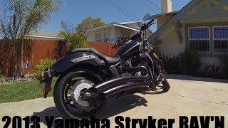 5. 2013 Yamaha Stryker