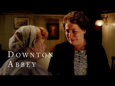 Mrs Hughes Has a Health Scare | Downton Abbey | Season 3