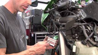 Ignition Module Install: 2012-2013 Kawasaki ZX-14R
