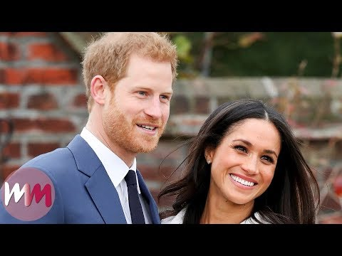 Top 5 Americans Who Married Royalty