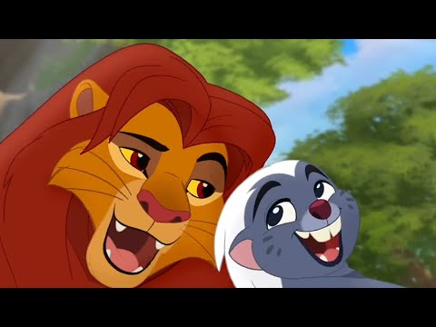 Lion Guard: HAKUNA MATATA! Bunga and the King Song Clip