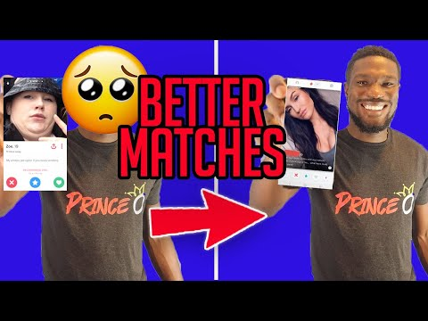 "3 Tinder ""HACKS""  \\ How To Get More Matches On Tinder"