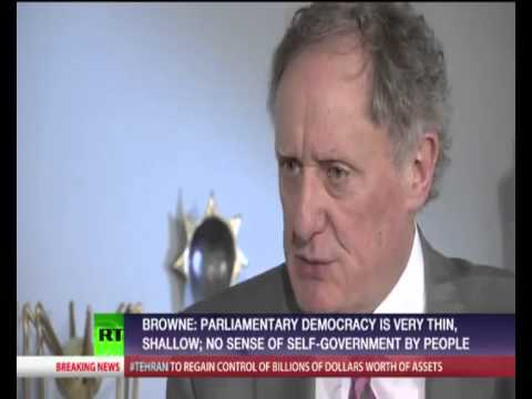"Vincent Browne "" There's No Sense In Which People Are Sovereign"""