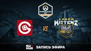 Laser Kittenz vs GamersOrigin, game 1